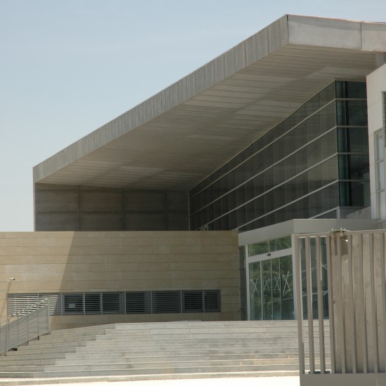Centro Hospitalario de Alta Resolución en Loja. Granada. 02