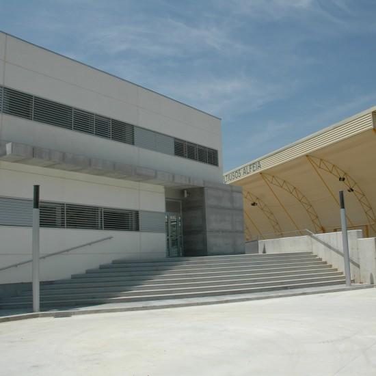 Centro Hospitalario de Alta Resolución en Loja. Granada. 03