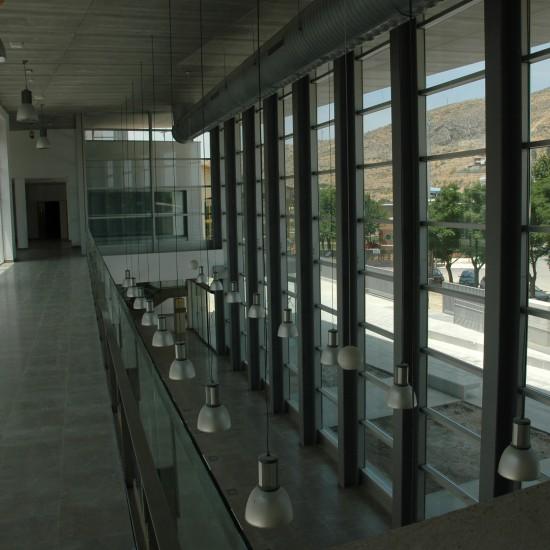 Centro Hospitalario de Alta Resolución en Loja. Granada. 04