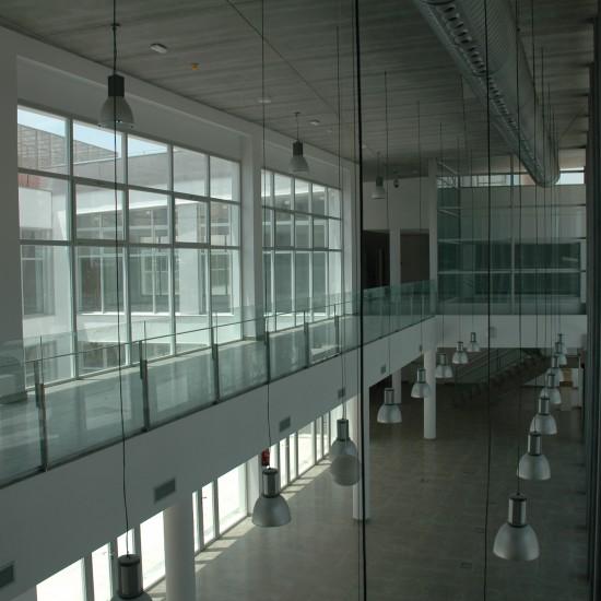 Centro Hospitalario de Alta Resolución en Loja. Granada. 05