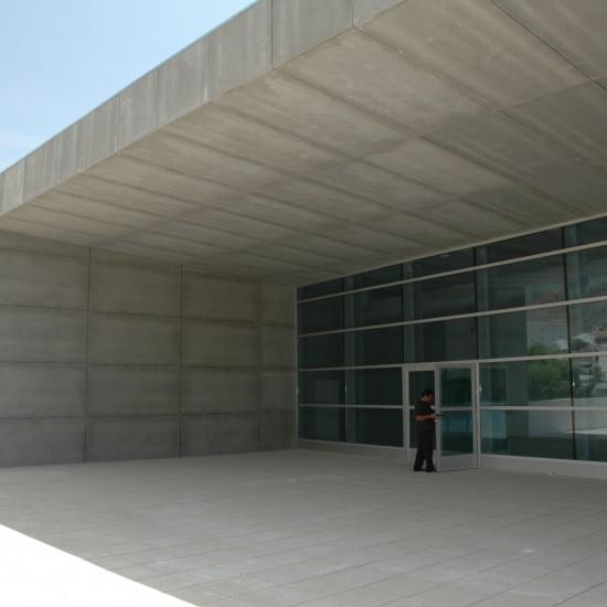 Centro Hospitalario de Alta Resolución en Loja. Granada. 06