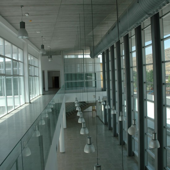 Centro Hospitalario de Alta Resolución en Loja. Granada. 07