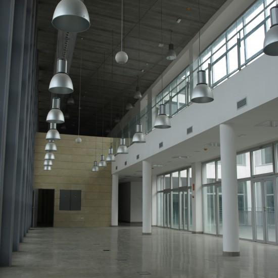 Centro Hospitalario de Alta Resolución en Loja. Granada. 08