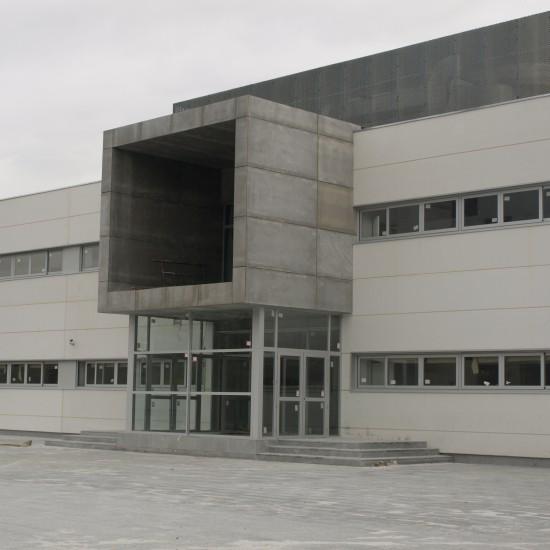 Centro Hospitalario de Alta Resolución en Loja. Granada. 09