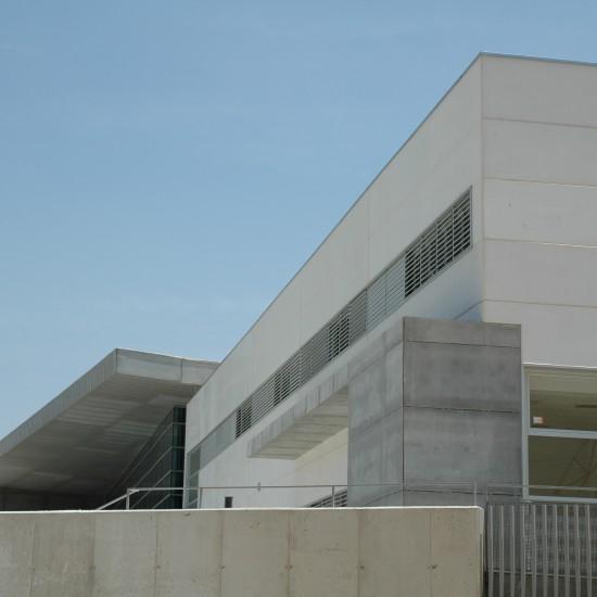 Centro Hospitalario de Alta Resolución en Loja. Granada. 10