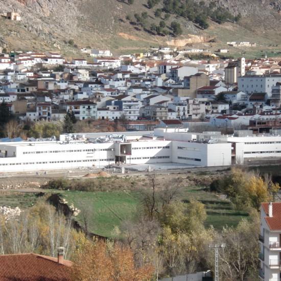 Centro Hospitalario de Alta Resolución en Loja. Granada. 11