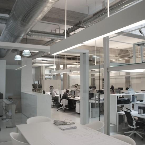 sala ambito arquitectura